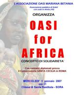 OASI for AFRICA